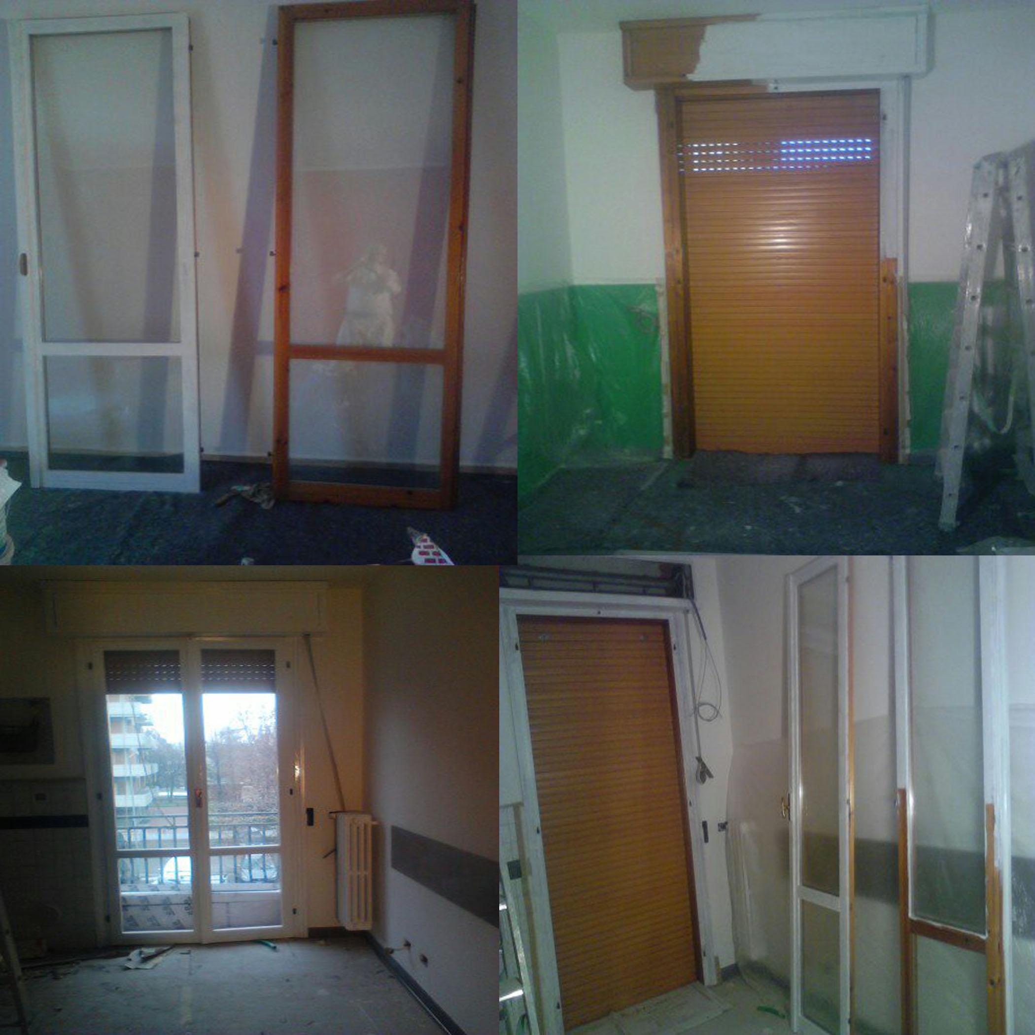 Verniciatura porte e finestre - Acm porte e finestre ...