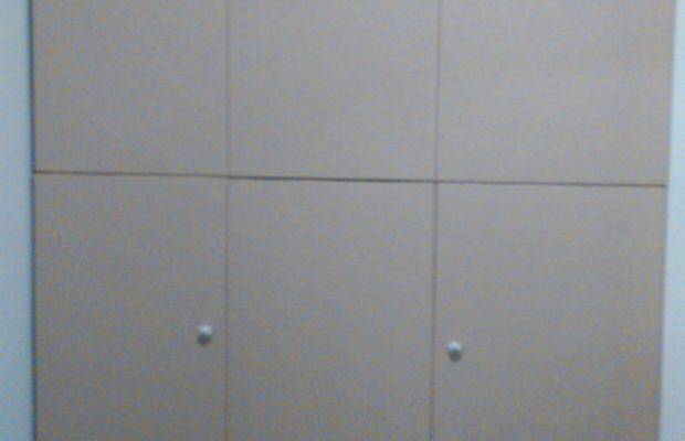 Ripristino armadio in tessuto